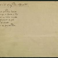 "Poema ""A S.M. el rey don Alfonso XII"""
