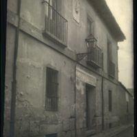 Casa donde nació José Zorrilla