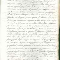 Reconocimiento por parte de José Zorrilla de una deuda contraída por su padre ante Pedro Celestino Valpuesta, escribano de Lerma