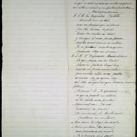 """Telegrama, """"Correspondencia"""" y listado de obras de Zorrilla según los catálogos de las casas editoriales"""