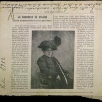 La baronesa de Wilson: ilustre propagandista hispano-americana