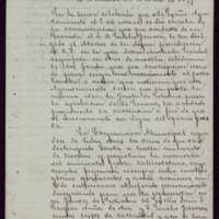 Minuta de carta del alcalde de Vallladolid [Moisés Carballo] al presidente del Ateneo de Madrid [Segismundo Moret]