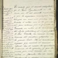 Escrito de varios concejales al alcalde de Valladolid