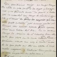 Carta de José Zorrilla a Ramón del Busto