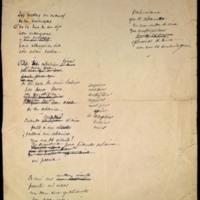 """Poema """"Los abanicos"""""""