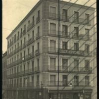 Casa donde murió Zorrilla en la calle de Santa Teresa