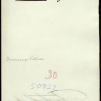 Expediente promovido  por la Agencia General Hispano-Cubana para el cobro de los derechos de representación de las obras de José Zorrilla en el Teatro Español