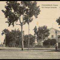 Paseo del Campo Grande de Valladolid