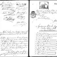 Acta de la reunión celebrada por el Ayuntamiento de la ciudad de Burgos el 28 de mayo de 1883