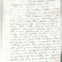 Reconocimiento de una deuda contraída por José Zorrilla Caballero, padre de José Zorrilla, ante Valentín Valpuesta, escribano de Lerma