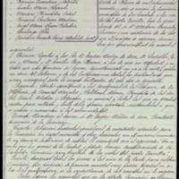 Acta de la comisión celebrada el 27 de febrero de 1896