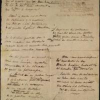 Poema dedicado a Alfonso XII por la muerte de su esposa la reina María de las Mercedes
