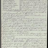 Acta de la comisión celebrada el 1 de abril de 1896