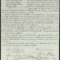 Acta de la comisión celebrada el 5 de marzo de 1896